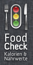 Logo des FoodCheck Apps